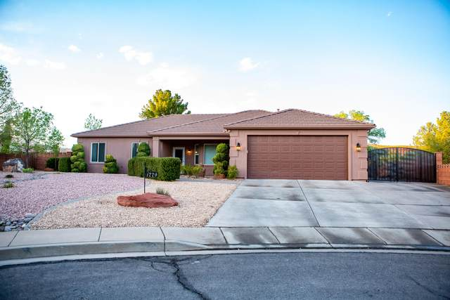 1779 N 2330 W Cir, St George, UT 84770 (MLS #21-221597) :: Team SURGE @ KW St. George