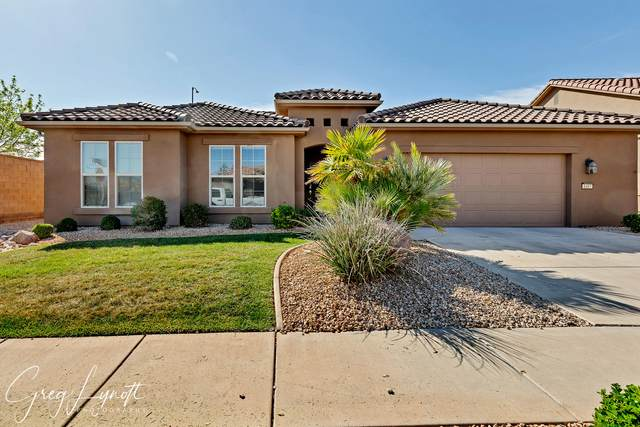 1487 W Morane Manor Dr, St George, UT 84790 (MLS #21-221610) :: Sycamore Lane Realty Co.