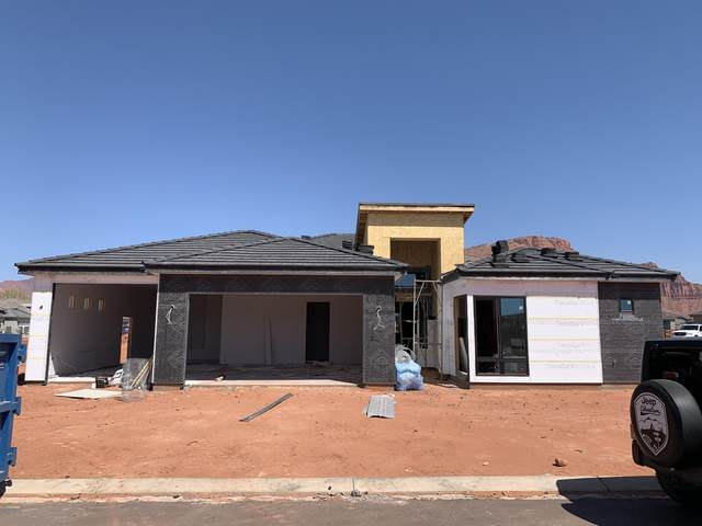 356 W Foster Ln, Ivins, UT 84738 (MLS #21-221612) :: Hamilton Homes of Red Rock Real Estate & ERA Brokers Consolidated