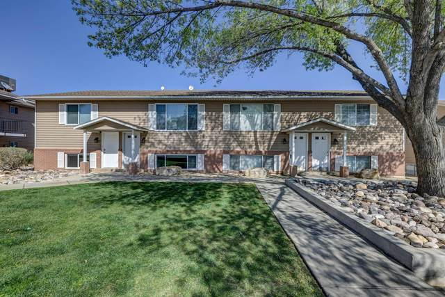 455 S 1100 E St #30, St George, UT 84770 (MLS #21-221616) :: Hamilton Homes of Red Rock Real Estate & ERA Brokers Consolidated