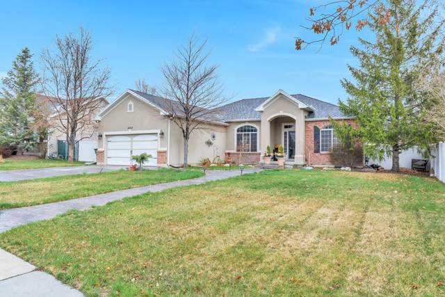 4862 Wood Ranch Dr, South Jordan, UT 84095 (MLS #21-221626) :: Hamilton Homes of Red Rock Real Estate & ERA Brokers Consolidated