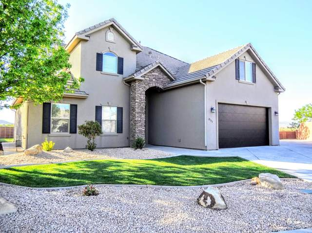2575 S 350 Cir W, Washington, UT 84780 (MLS #21-221635) :: eXp Realty