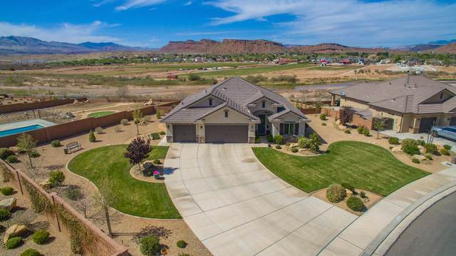 1062 Las Colinas Dr, St George, UT 84790 (MLS #21-221638) :: Hamilton Homes of Red Rock Real Estate & ERA Brokers Consolidated