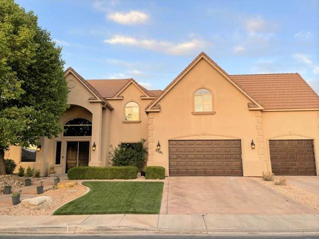 2791 S 2460 E, St George, UT 84790 (MLS #21-221645) :: Hamilton Homes of Red Rock Real Estate & ERA Brokers Consolidated