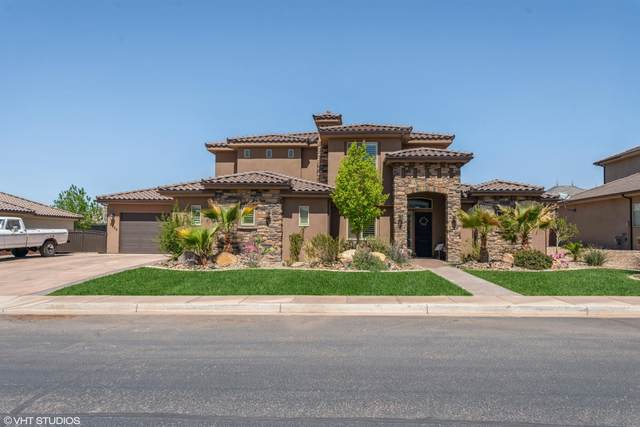 2735 E Auburn Dr, St George, UT 84790 (MLS #21-221655) :: Hamilton Homes of Red Rock Real Estate & ERA Brokers Consolidated