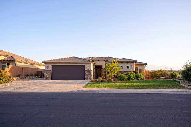 1214 W 2130 S, St George, UT 84770 (MLS #21-221661) :: Team SURGE @ KW St. George