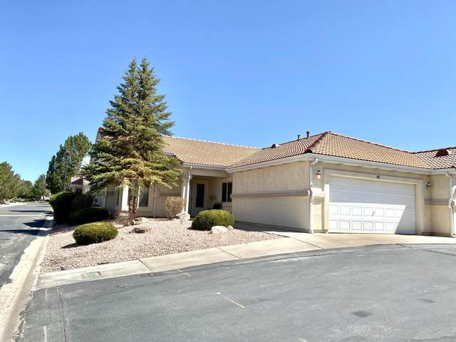 195 E Fiddler's Canyon Rd #49, Cedar City, UT 84721 (MLS #21-221681) :: Team SURGE @ KW St. George