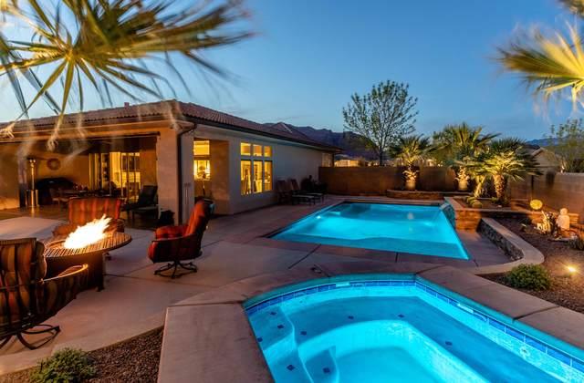 3705 Kenzies Way, Santa Clara, UT 84765 (MLS #21-221686) :: Kirkland Real Estate | Red Rock Real Estate