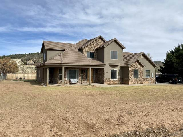 8290 Sapphire Dr, St George, UT 84770 (MLS #21-221690) :: Red Stone Realty Team