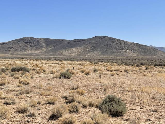 320 Acres Off Schoppman Rd, Beryl, UT 84714 (MLS #21-221701) :: The Real Estate Collective