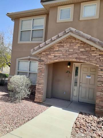 3155 S Hidden Valley Dr #118, St George, UT 84770 (MLS #21-221714) :: John Hook Team