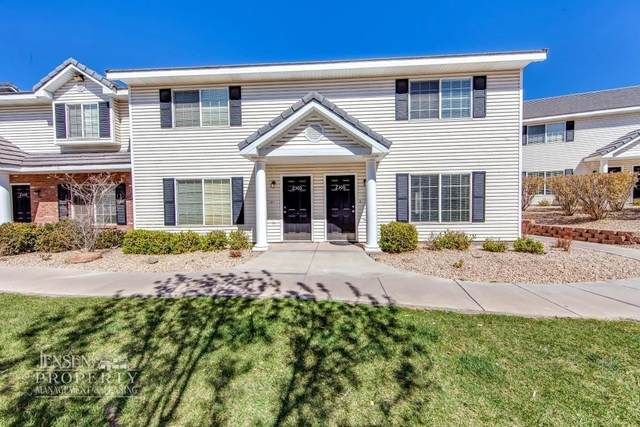 1735 W 540 N #1805, St George, UT 84770 (MLS #21-221715) :: John Hook Team