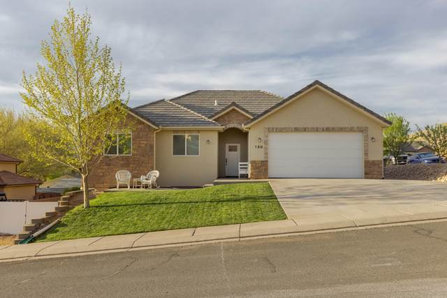 120 W 1200 S, Hurricane, UT 84737 (MLS #21-221717) :: Diamond Group