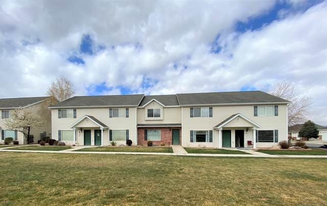 1148 N Northfield #62, Cedar City, UT 84721 (MLS #21-221727) :: Kirkland Real Estate | Red Rock Real Estate