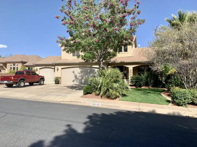 2385 S 2100 E, St George, UT 84790 (MLS #21-221734) :: Diamond Group