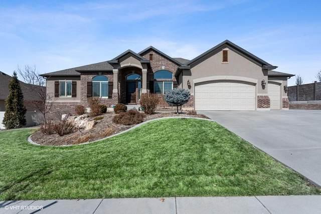 732 Pegasus Drive, Kaysville, UT 84037 (MLS #21-221741) :: Kirkland Real Estate | Red Rock Real Estate