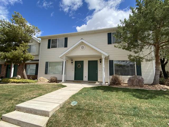 1148 N Northfield Rd #12, Cedar City, UT 84721 (MLS #21-221744) :: Kirkland Real Estate | Red Rock Real Estate