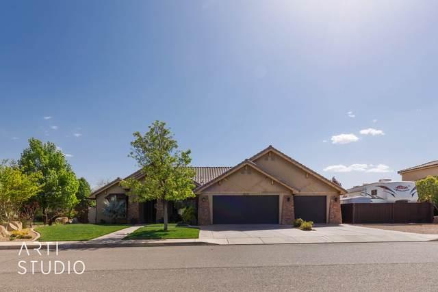 2637 S 3030 E, St George, UT 84790 (MLS #21-221751) :: Kirkland Real Estate | Red Rock Real Estate