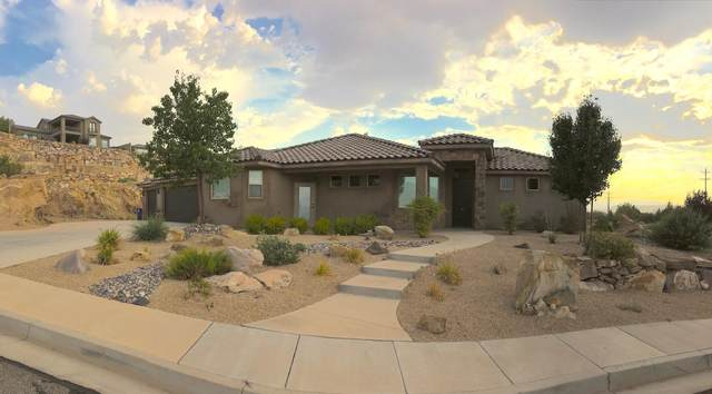 1458 S 2670 E, St George, UT 84790 (MLS #21-221757) :: Diamond Group