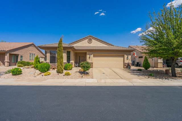 4263 S Ambassador Dr, St George, UT 84790 (MLS #21-221758) :: Diamond Group
