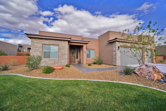 3253 S Sandstone Dr, Hurricane, UT 84737 (MLS #21-221766) :: The Real Estate Collective