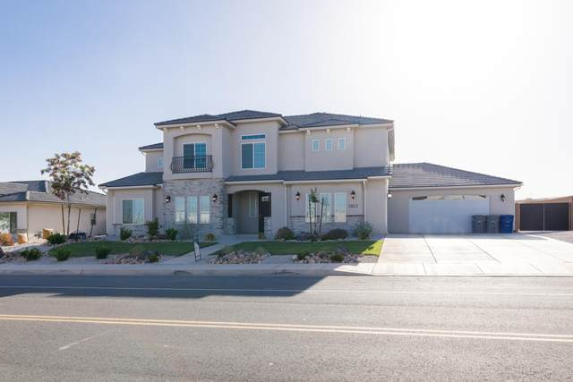 2823 S 3210 E, St George, UT 84790 (MLS #21-221767) :: Diamond Group
