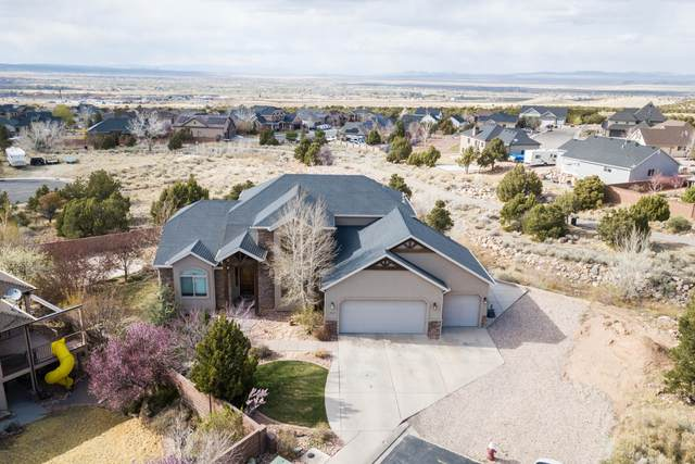 2259 N Amberwood Ln, Cedar City, UT 84721 (MLS #21-221774) :: Diamond Group