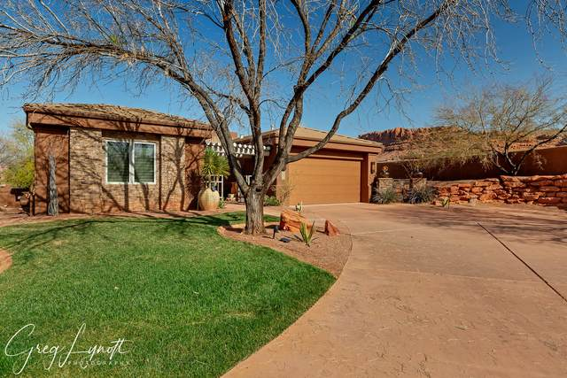 2255 N Tuweap Dr #44, St George, UT 84770 (MLS #21-221784) :: Diamond Group