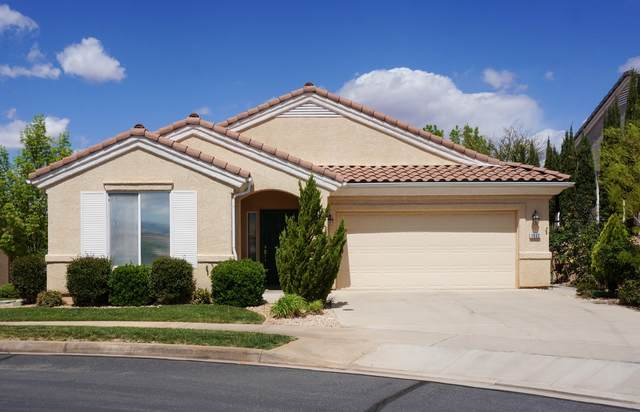 1932 Secret Springs Circle, St George, UT 84790 (MLS #21-221797) :: Diamond Group