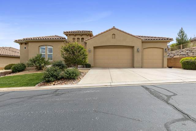 1869 Whitestone Dr, St George, UT 84790 (MLS #21-221819) :: Diamond Group