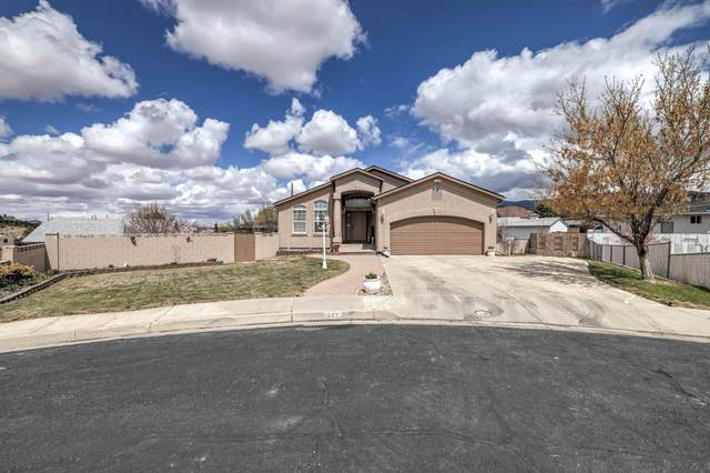 1067 S 1265 W, Cedar City, UT 84720 (MLS #21-221827) :: Red Stone Realty Team