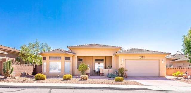 113 S 2250 E, St George, UT 84790 (MLS #21-221864) :: The Real Estate Collective