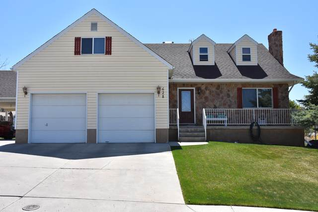 628 E Wagon Trail Dr, Cedar City, UT 84720 (MLS #21-221865) :: Red Stone Realty Team
