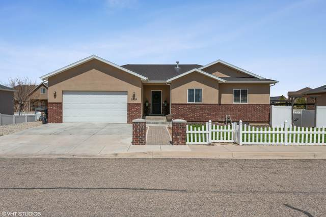 3838 W 1300 N, Cedar City, UT 84720 (MLS #21-221871) :: Red Stone Realty Team