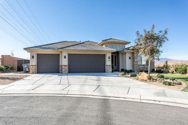 1202 Riverstone Cir, St George, UT 84790 (MLS #21-221875) :: Sycamore Lane Realty Co.