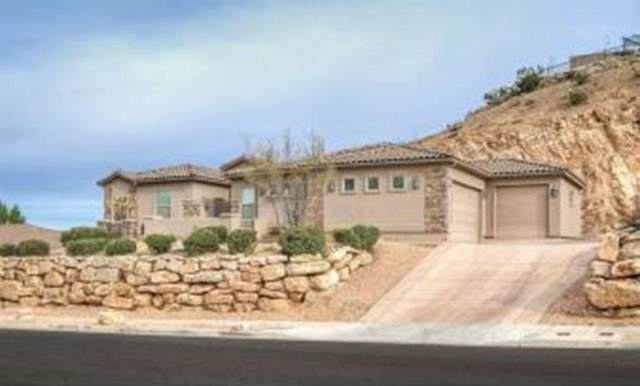 2009 E Knolls Dr S, St George, UT 84790 (MLS #21-221882) :: The Real Estate Collective