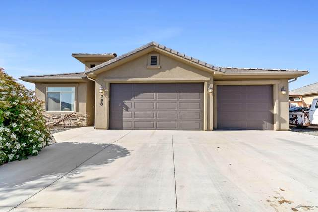 798 W 400 N, Hurricane, UT 84737 (MLS #21-221900) :: Red Stone Realty Team