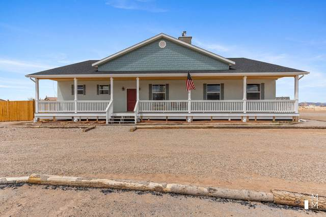 2552 W 5900 N, Cedar City, UT 84721 (MLS #21-221926) :: Team SURGE @ KW St. George