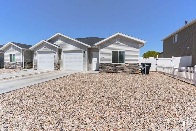 1896 W Arron Tippets Rd, Cedar City, UT 84721 (MLS #21-221930) :: Team SURGE @ KW St. George