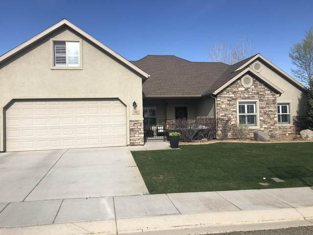 52 S 2875 W, Cedar City, UT 84720 (MLS #21-221931) :: Team SURGE @ KW St. George