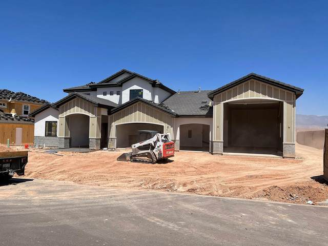2763 E 2930 S, St George, UT 84790 (MLS #21-221948) :: Sycamore Lane Realty Co.
