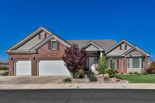 202 S 1210 W, St George, UT 84770 (MLS #21-221952) :: Staheli Real Estate Group LLC
