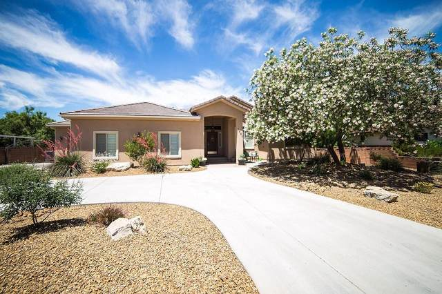 1263 E Chokeberry Drive, St George, UT 84790 (MLS #21-222049) :: Sycamore Lane Realty Co.