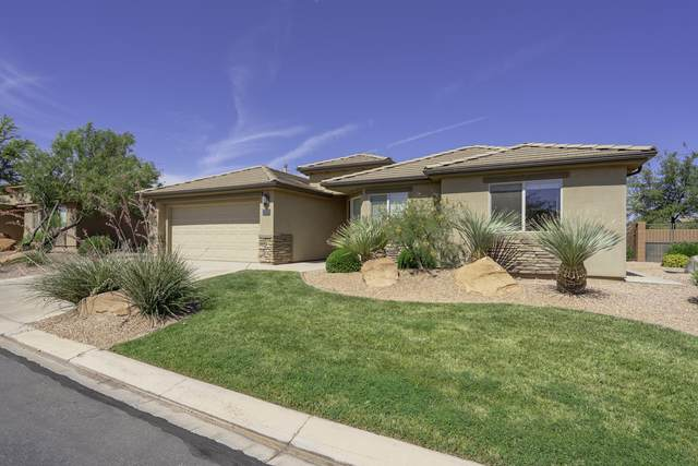318 S 380 W, Ivins, UT 84738 (MLS #21-222063) :: Sycamore Lane Realty Co.