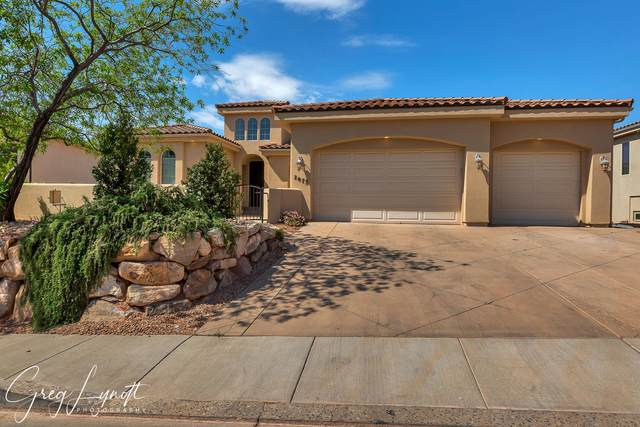 2073 N Gunsight Dr, St George, UT 84770 (MLS #21-222081) :: The Real Estate Collective