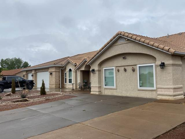 1388 W Agate Ct, St George, UT 84770 (MLS #21-222093) :: Sycamore Lane Realty Co.