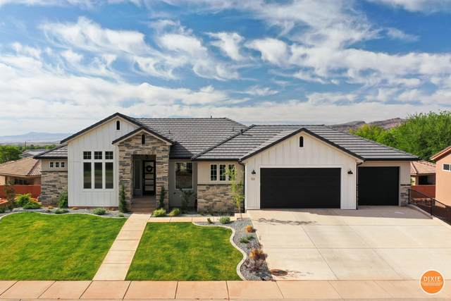 53 W 100 S, Ivins, UT 84738 (MLS #21-222095) :: The Real Estate Collective