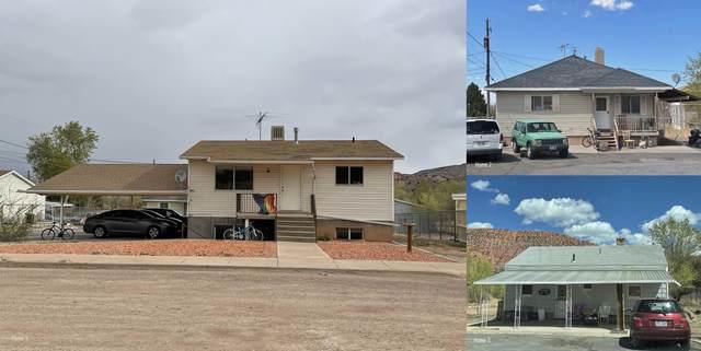 (455 E, 461 E, 475 E, 477 E) 325 S, Cedar City, UT 84720 (MLS #21-222118) :: Hamilton Homes of Red Rock Real Estate & ERA Brokers Consolidated