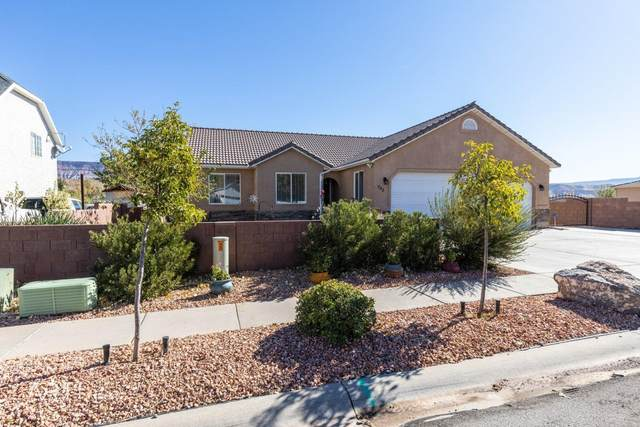 945 S Westfield Rd, Toquerville, UT 84774 (MLS #21-222123) :: Sycamore Lane Realty Co.