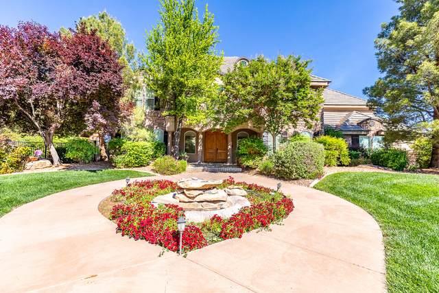 380 Legrande Cir, Santa Clara, UT 84765 (MLS #21-222143) :: Hamilton Homes of Red Rock Real Estate & ERA Brokers Consolidated
